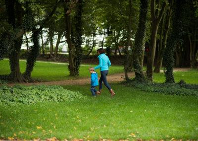 Rudek Fotografie Homestory - im Park