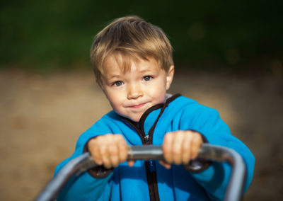 Rudek Fotografie Homestory  - auf dem Spielplatz
